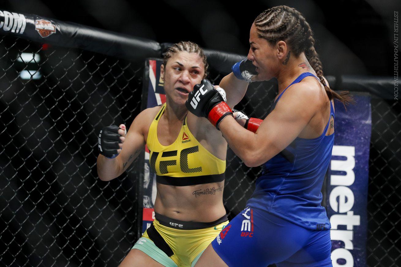 Bethe Correia vs. Marion Reneau, Alex Nicholson vs. Paulo Henrique Costa added to UFC Fight Night: Fortaleza