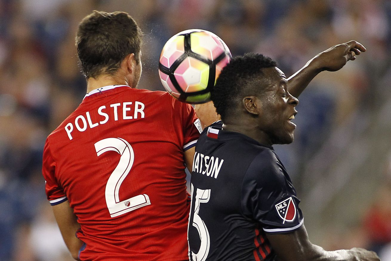 Revs gain US Open Cup Final