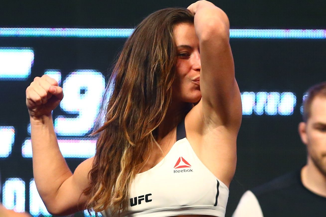 community news, Miesha Tate: Dont like what I said about Conor McGregor? Freakin shoot me!