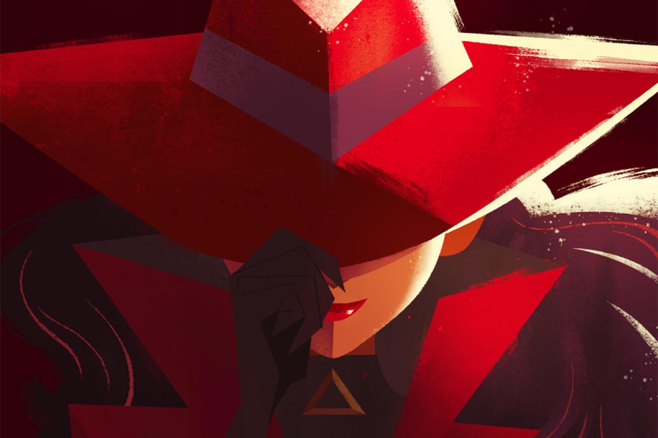 Netflix orders animated Carmen Sandiego series