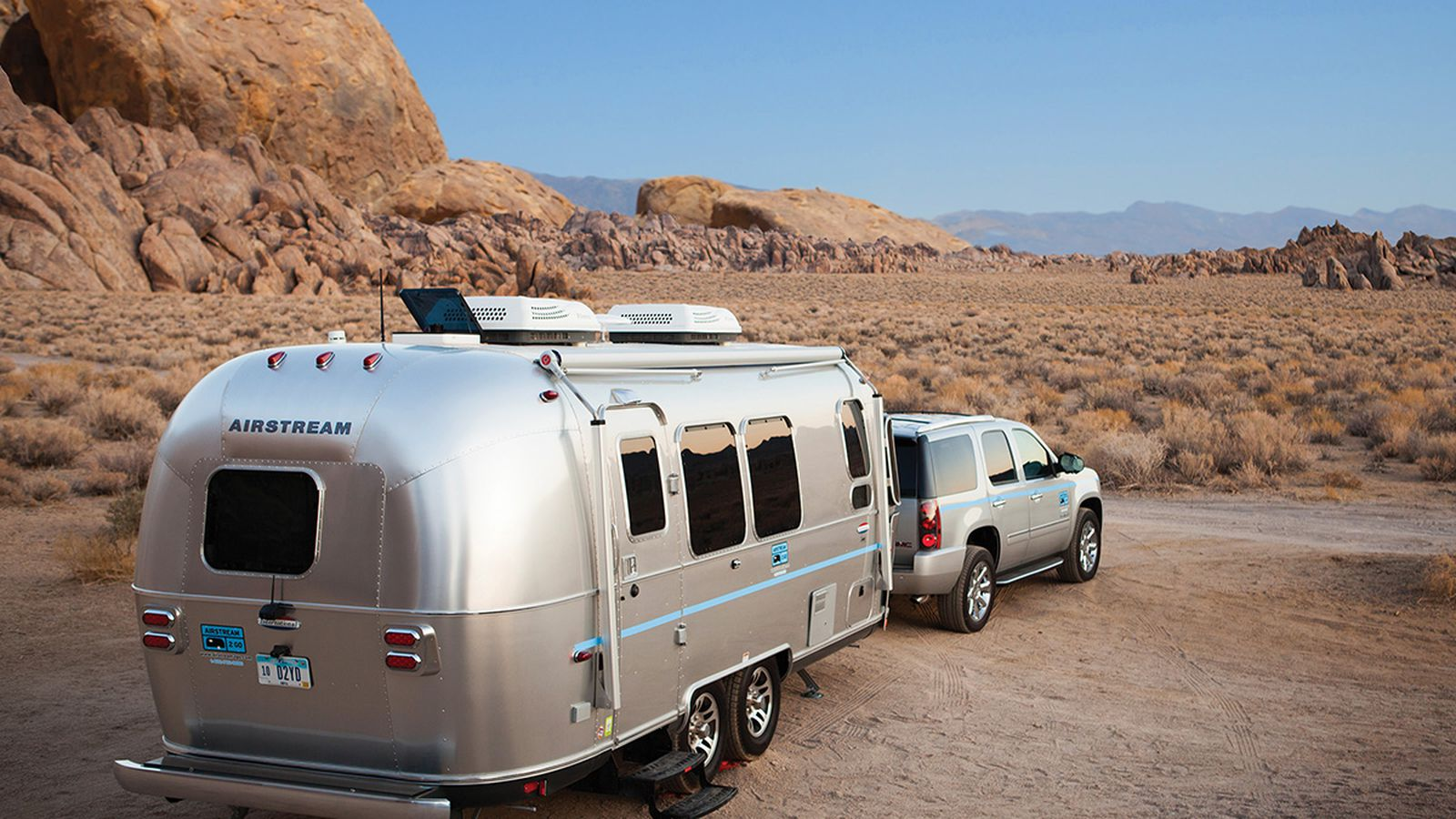 Airstream 2 Go lets you try camper life on for size - Curbed