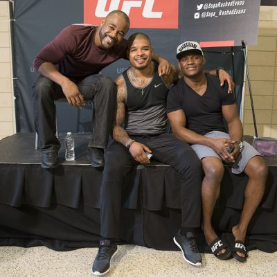 UFC 192 Media Day