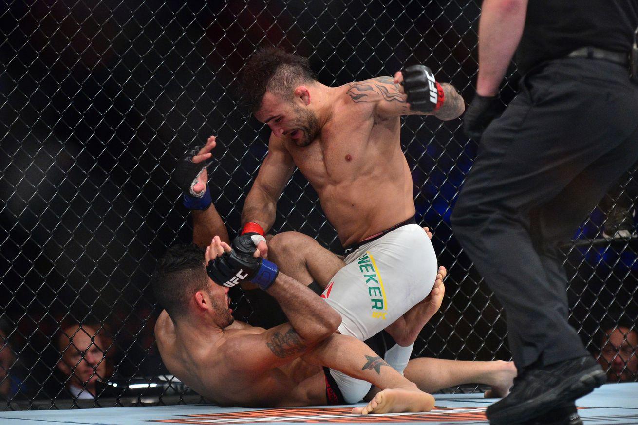 UFC Fight Night 91 fight card: John Lineker vs Michael McDonald full fight preview