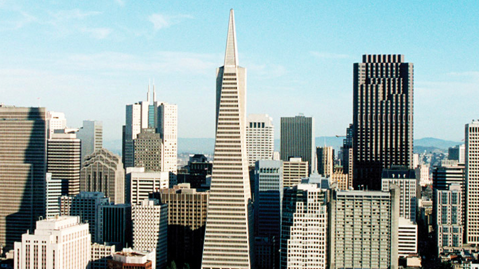 San Francisco's Iconic Buildings: A Skyline in Flux ...