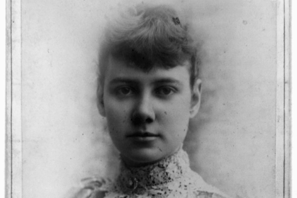 Nellie Bly in 1890.