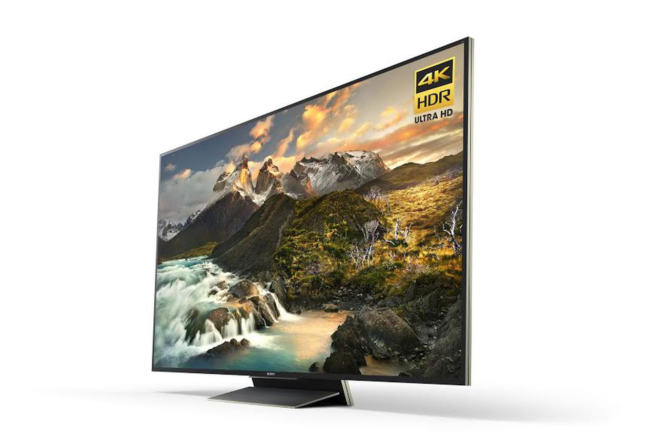 sony z series k hdr tv announced price release date