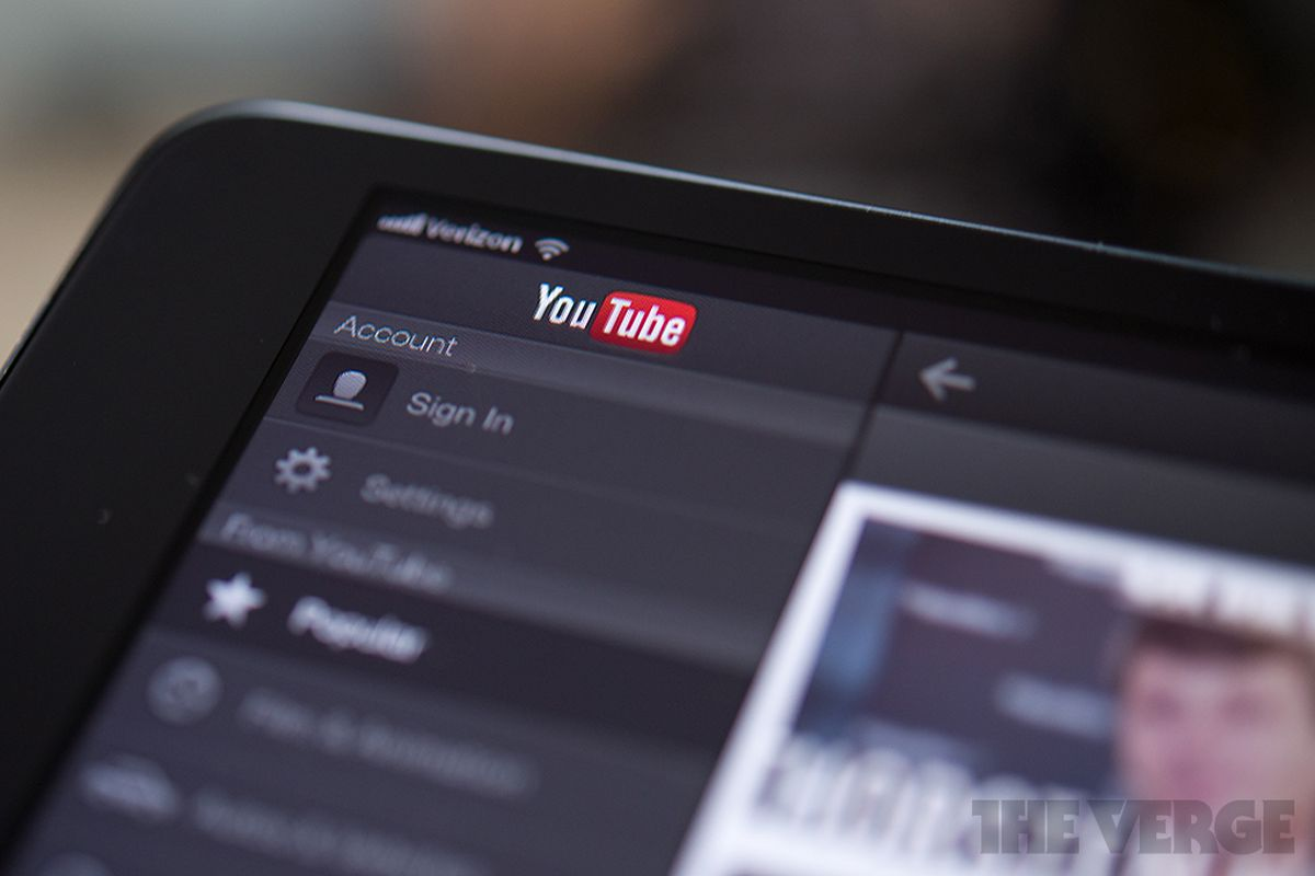 YouTube opens mobile streaming for all