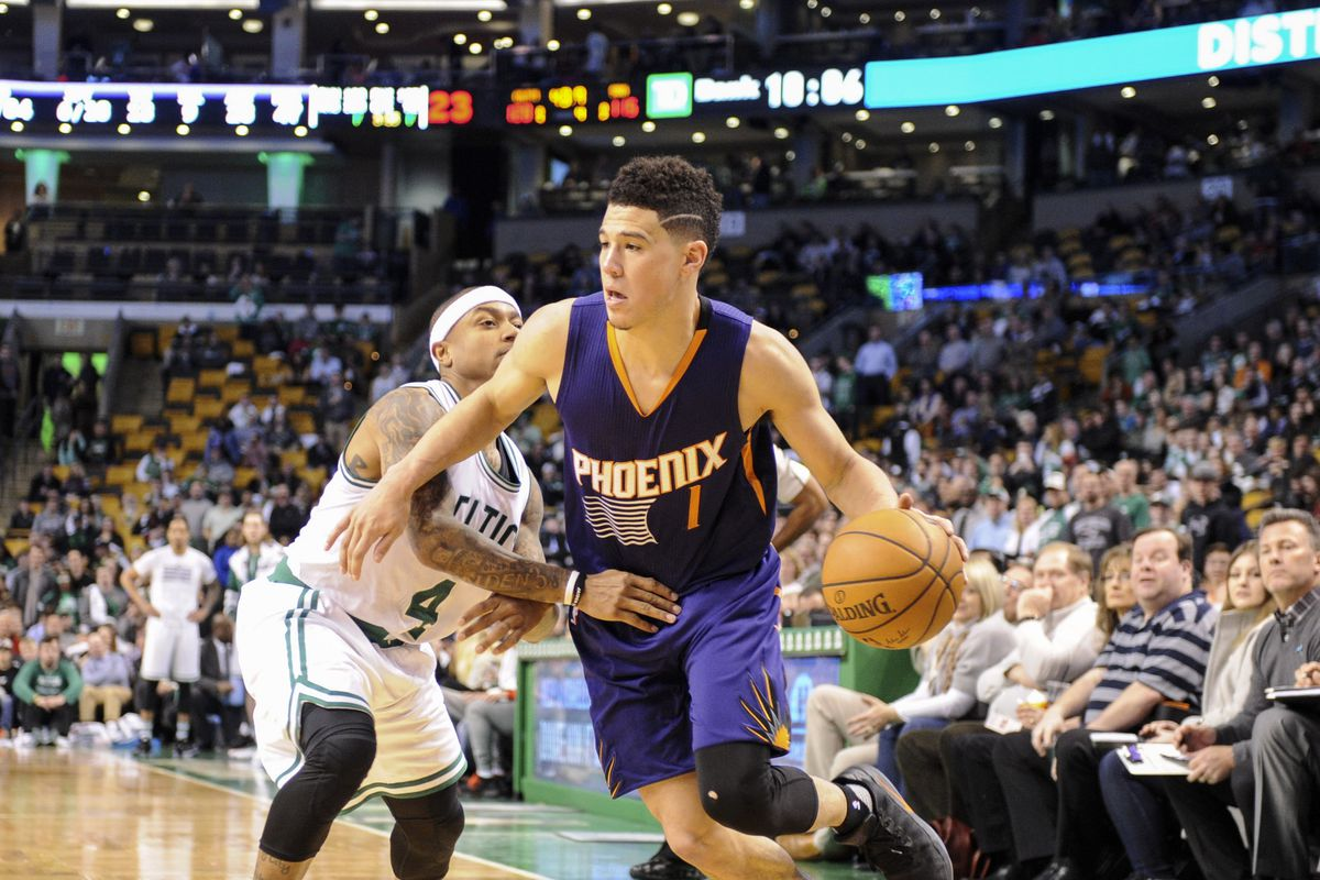 Devin Booker makes history with 70 goals scored in one game