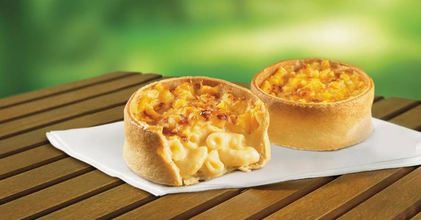 Macaroni Pie Is the Scottish Mash-up Dreams Are Made Of - Eater
