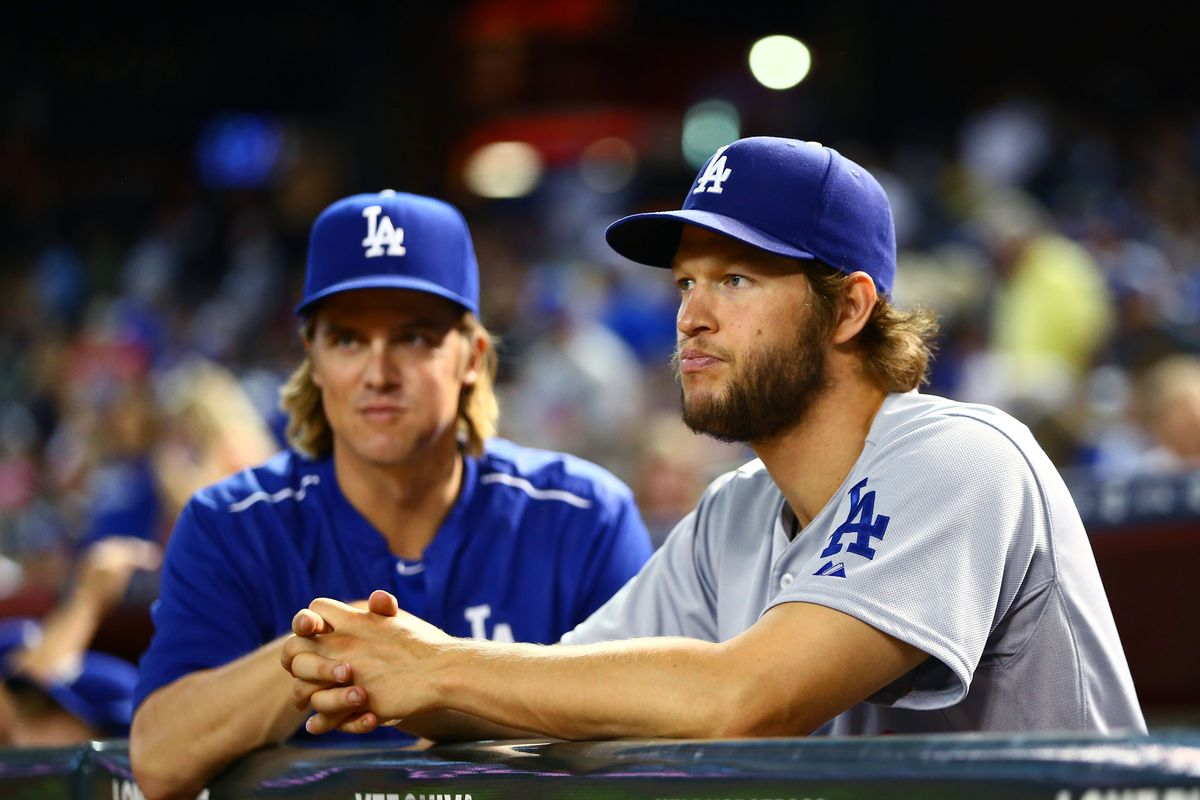 Kershaw outperforms Greinke in Dodgers' 7-1 win