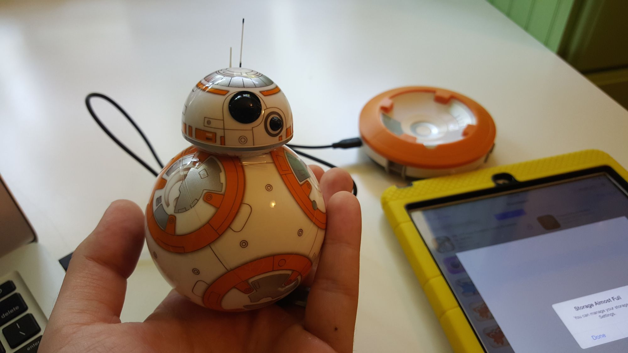 Star Wars' adorable, impossible droid is real: Our ...