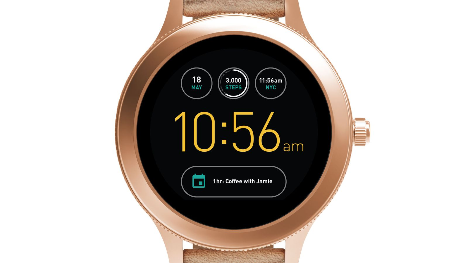 Android Wear has Made it Trivially Easy for Fashion Companies to 'Make' Tech Products
