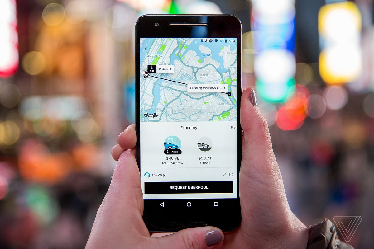 Uber App Would Add Tipping Option Under Changes Considered By City