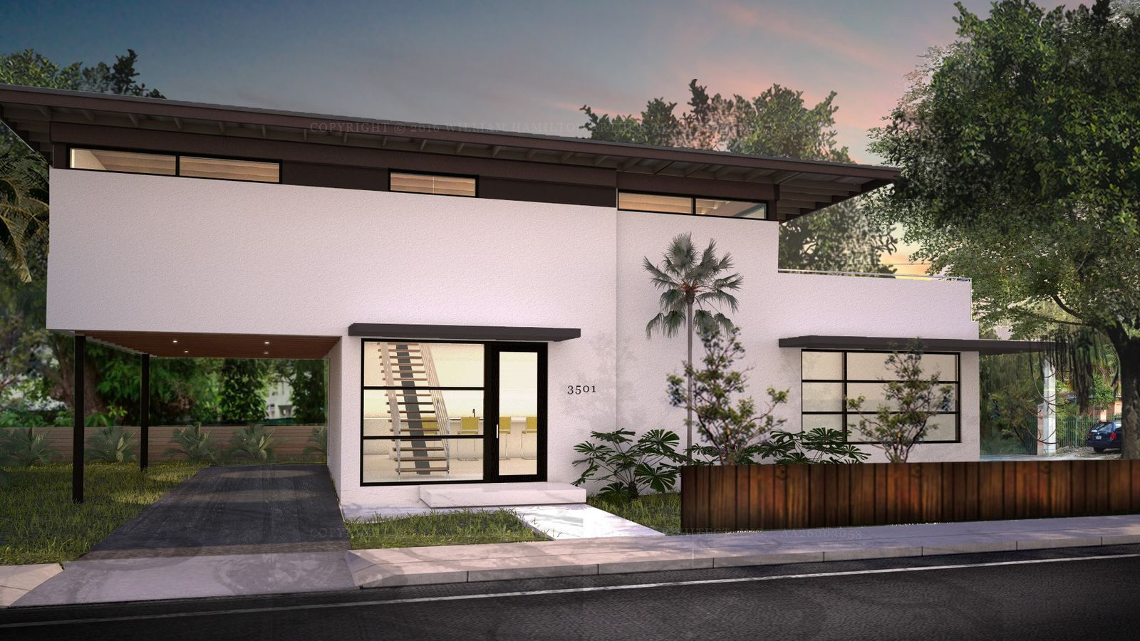 Miami S Glass House Project Launches In Coconut Grove