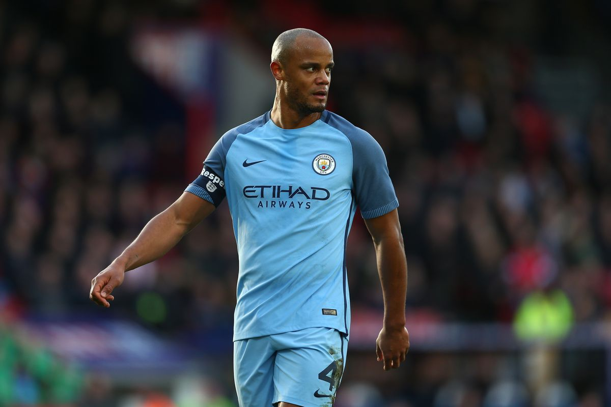 Pep Guardiola hails impact of fit-again Vincent Kompany at Man City