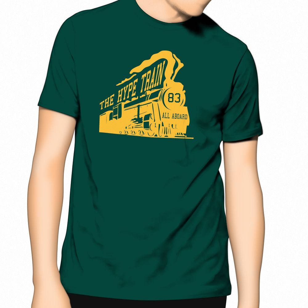 """NFL Jerseys Outlet - All Aboard! Get your """"Hype Train"""" T-shirt in the APC store - Acme ..."""