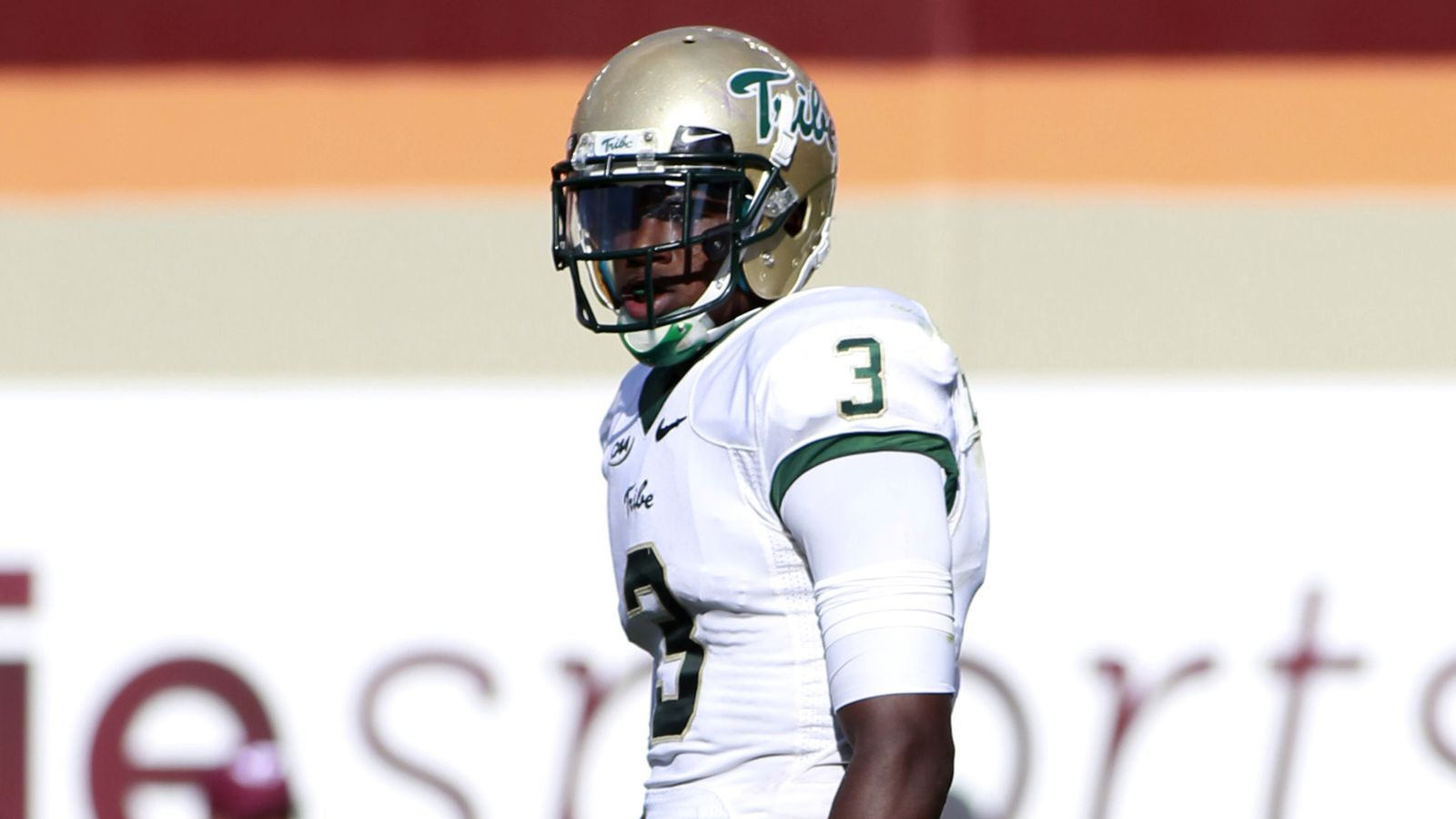 Scouting The Draft: Tre McBride, WR, William & Mary - Gang Green ...