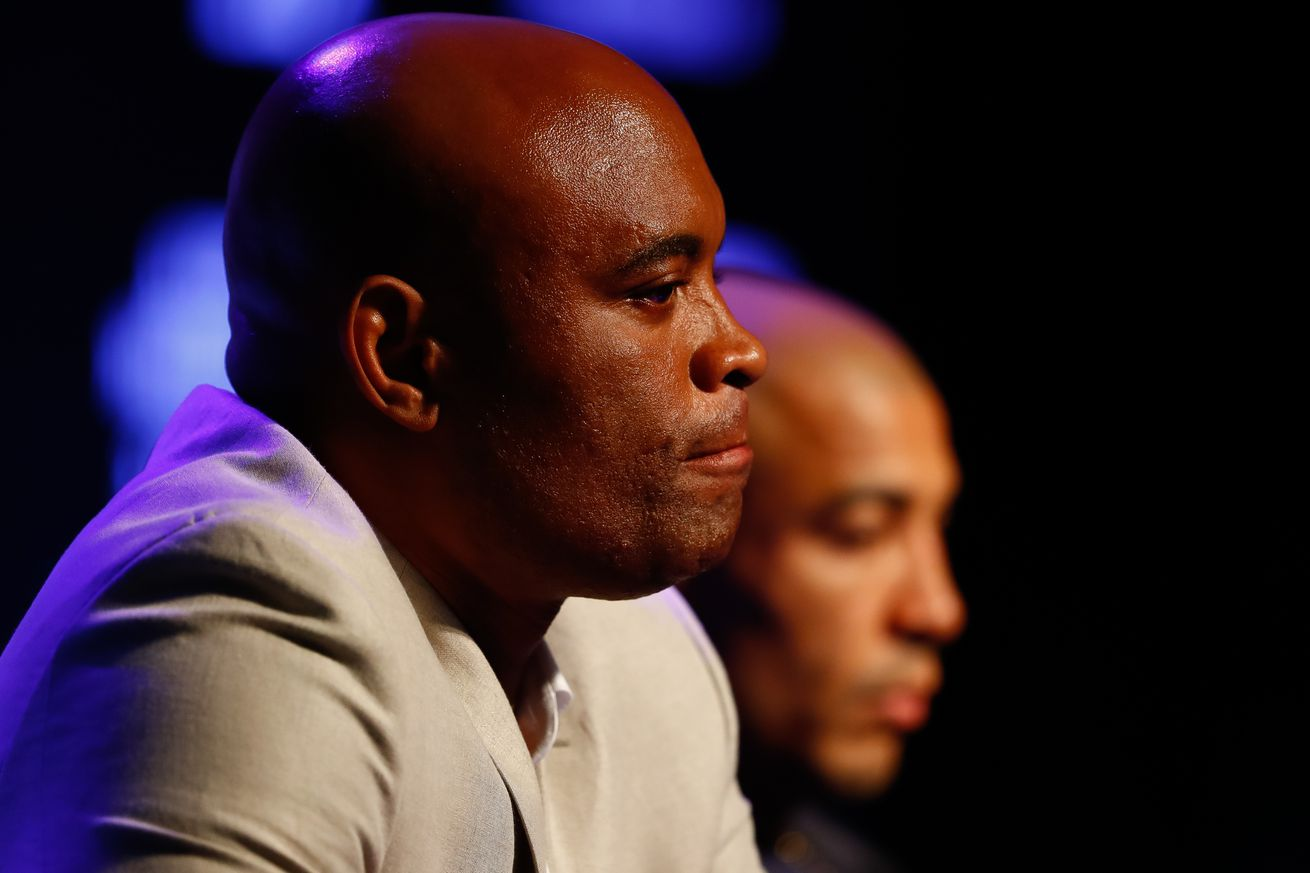 community news, Anderson Silva removes himself from UFC 212 fight card: 'I'm done'