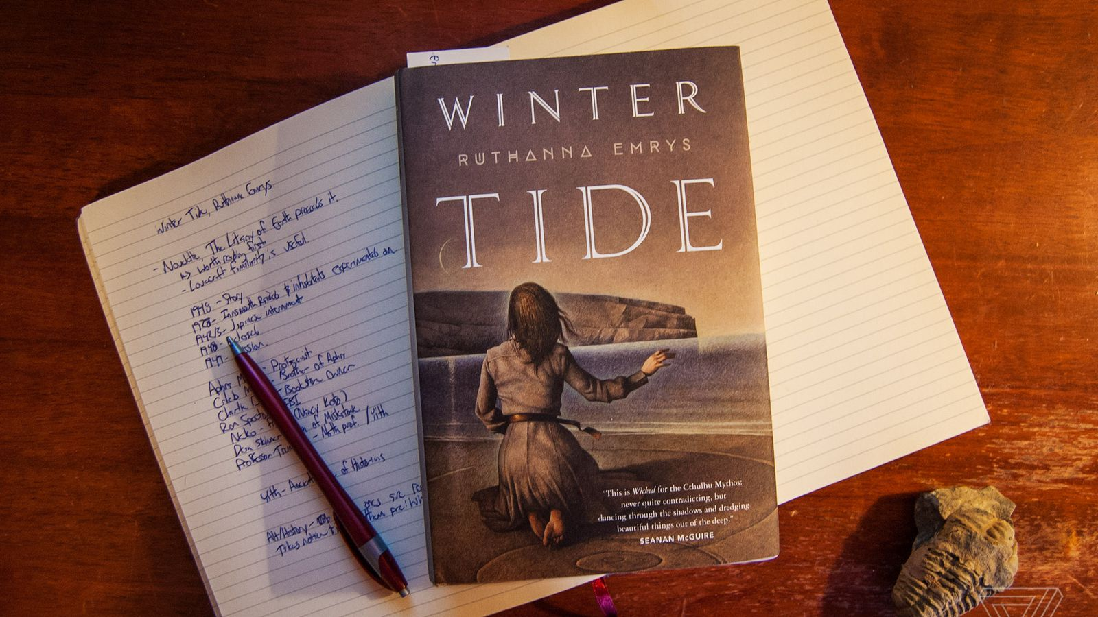 Winter Tide subverts Lovecraft's legacy with sympathetic monsters and terrible humans