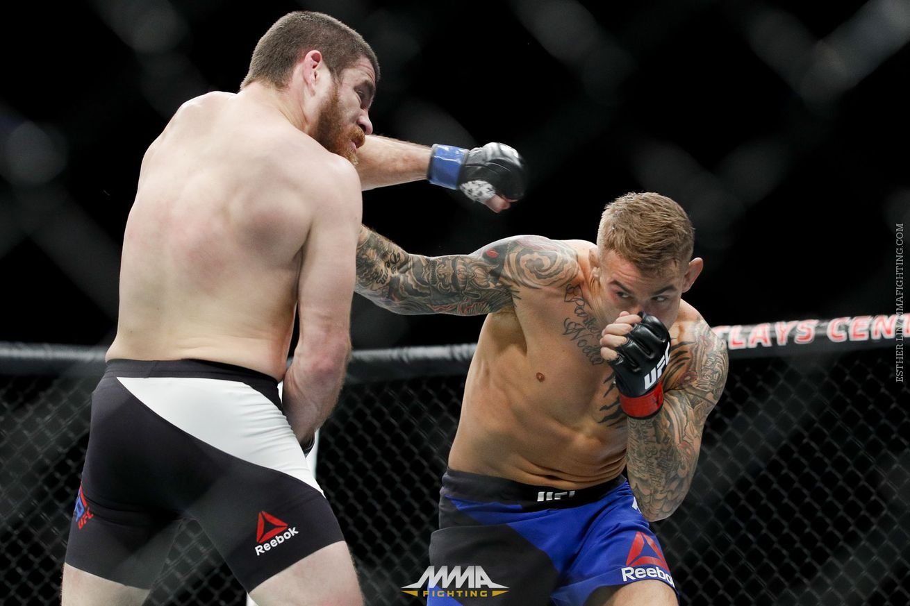 UFC 208 bonuses: Poirier vs. Miller earns Fight of Night honors