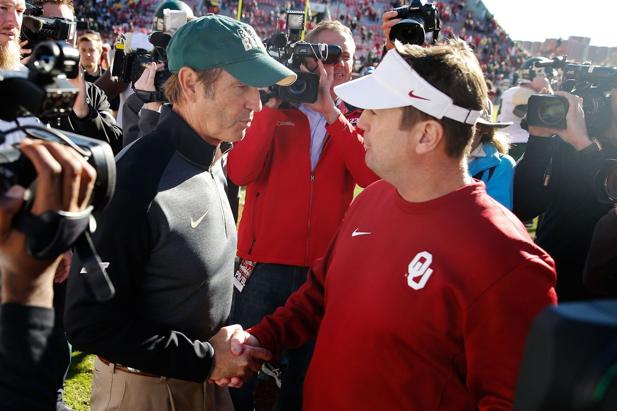 baylor s owned oklahoma but the sooners can take advantage of  kevin jairaj usa today sports