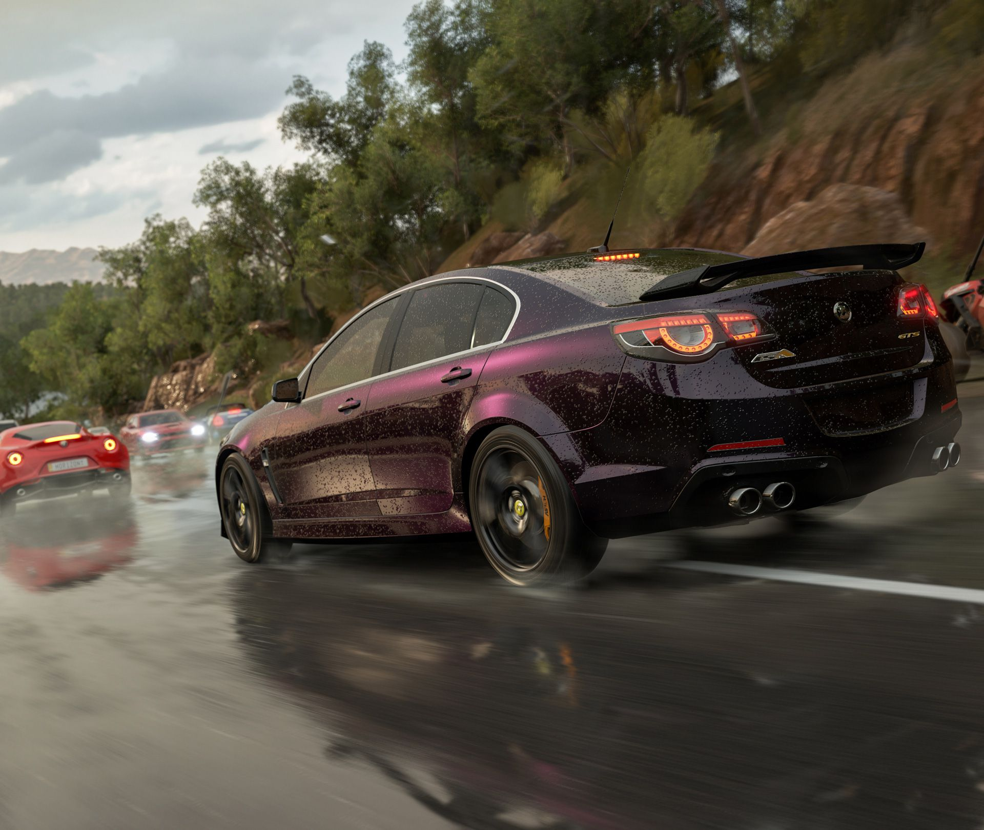 Forza Horizon 3 Review Polygon