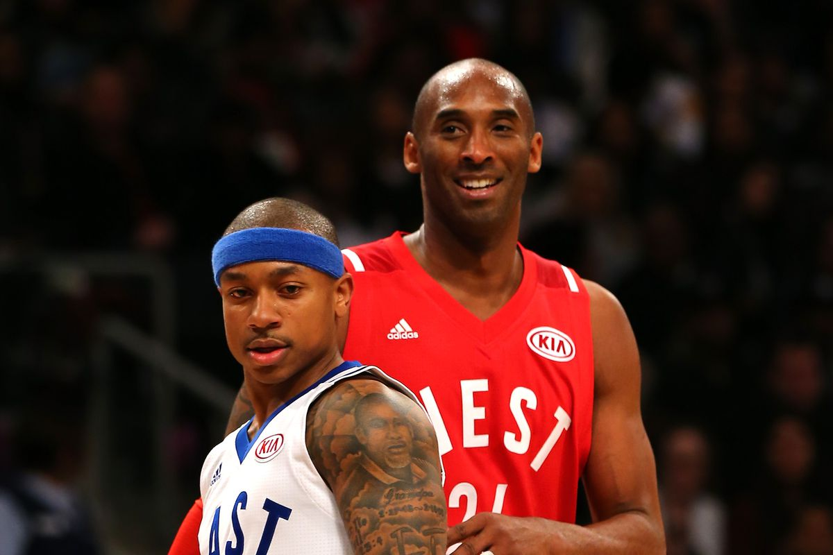 Kobe Bryant: Isaiah Thomas 'Had the Courage to Ask' for Help