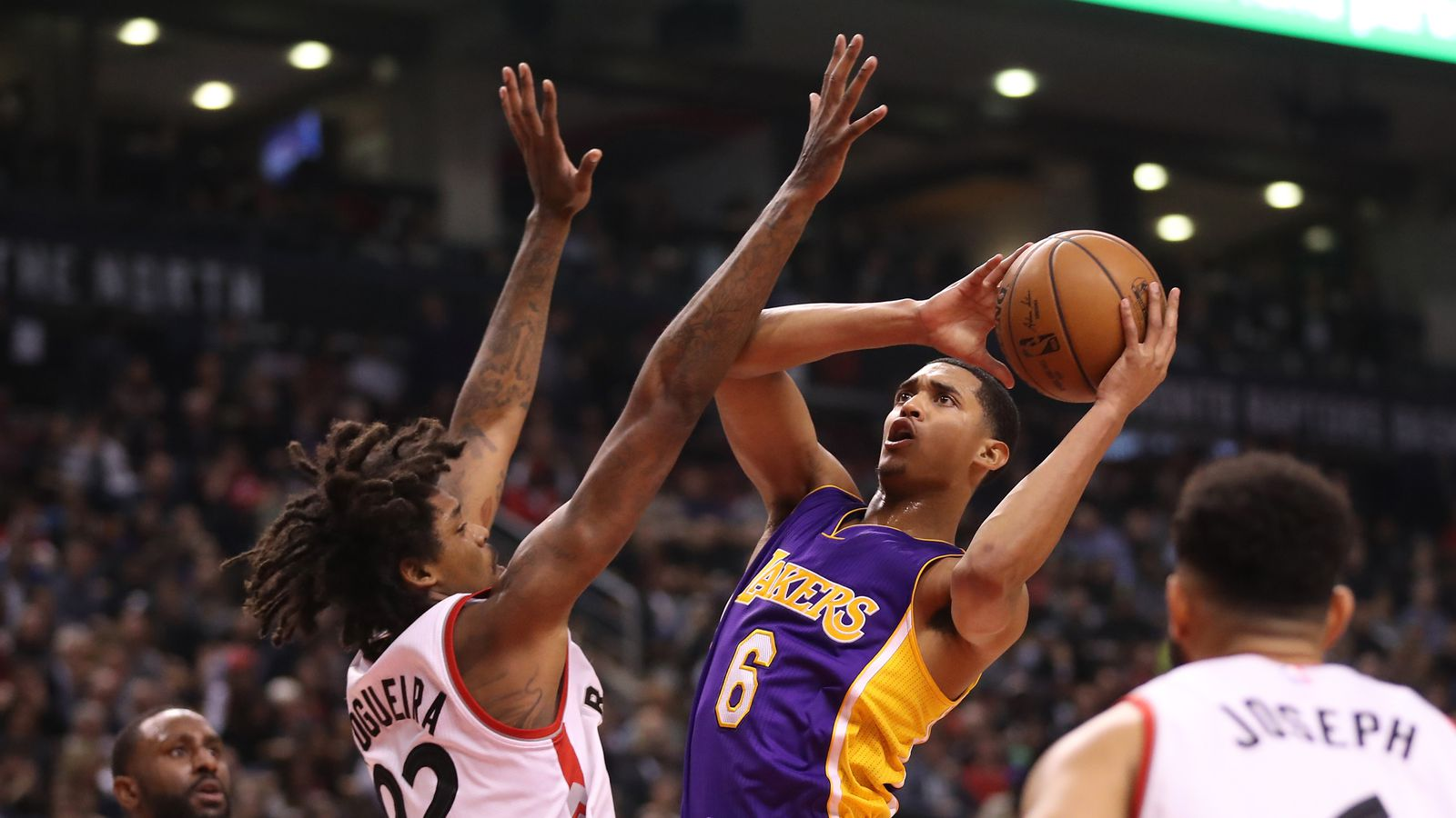 Lakers Vs Raptors Detail: Lakers Vs. Raptors Final Score: Lakers Blown Out Of Canada
