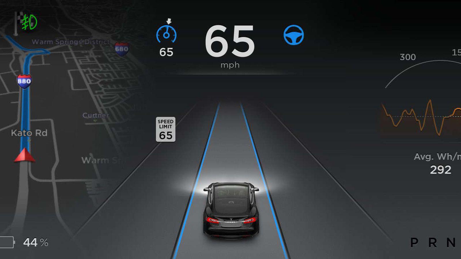 Driver in Fatal Tesla Autopilot Crash Had Seven Seconds to Take Action