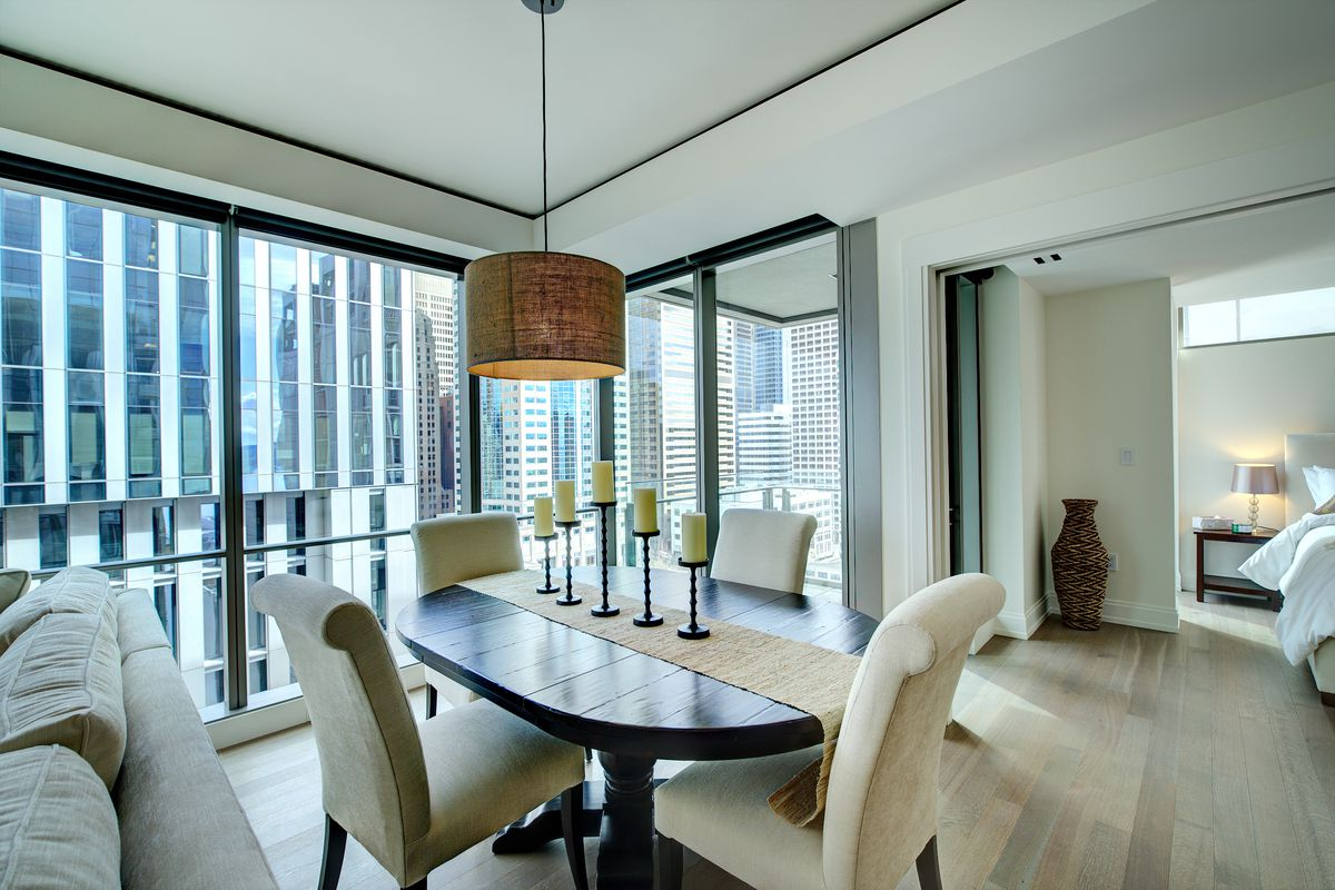 Live the hotel life in this four seasons residence for rent for Rent a hotel for a month