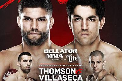 Josh Thomson vs Pablo Villaseca to headline Bellator 147 on Dec. 4 in San Jose