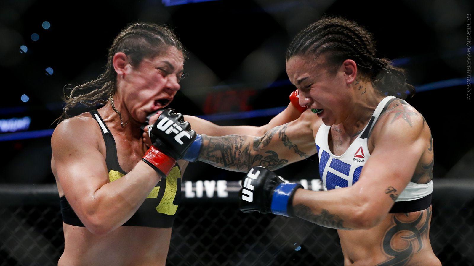 UFC on FOX 19 results: Raquel Pennington wins close one over