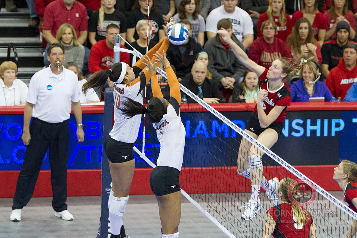 Nebraska Volleyball: Huskers Fall in Elite Eight to Texas ...