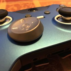 It also came with the directional bias d-pad.