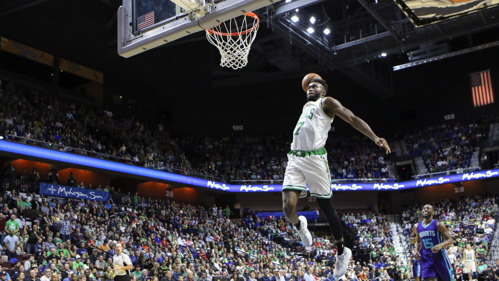 Let Jaylen Brown Dunk Celticsblog
