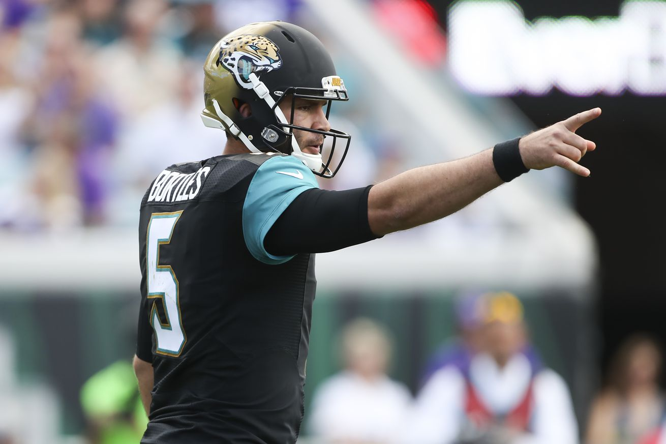 Jacksonville Jaguars Daily: Which Star Wars character is Blake Bortles?