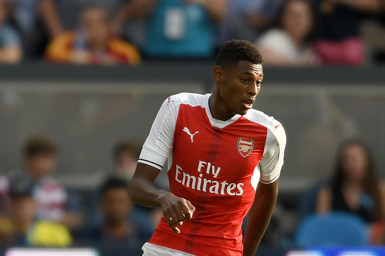 Jeff Reine-Adelaide promoted to first team