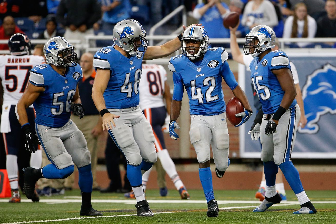Jerseys NFL Cheap - Detroit Lions players react to Wednesday free agency moves - Pride ...