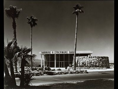 Phoenix midcentury modern landmark, a William Pereira original, is reborn