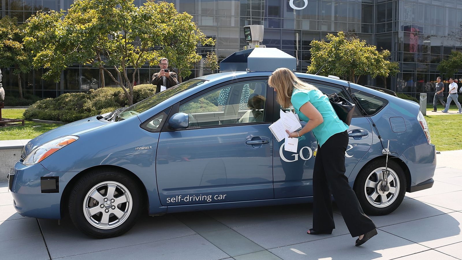 photo image Google nabs a new VP as it gears up for government battles over self-driving car regulation