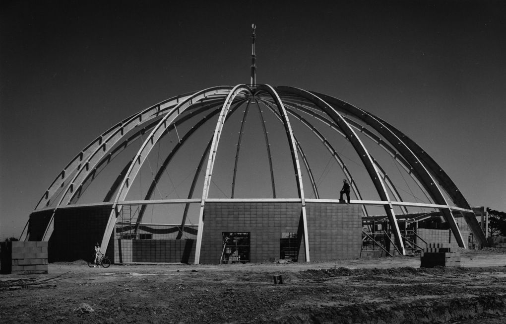 The Rise And Fall Of Silicon Valley S Dome Shaped Theaters