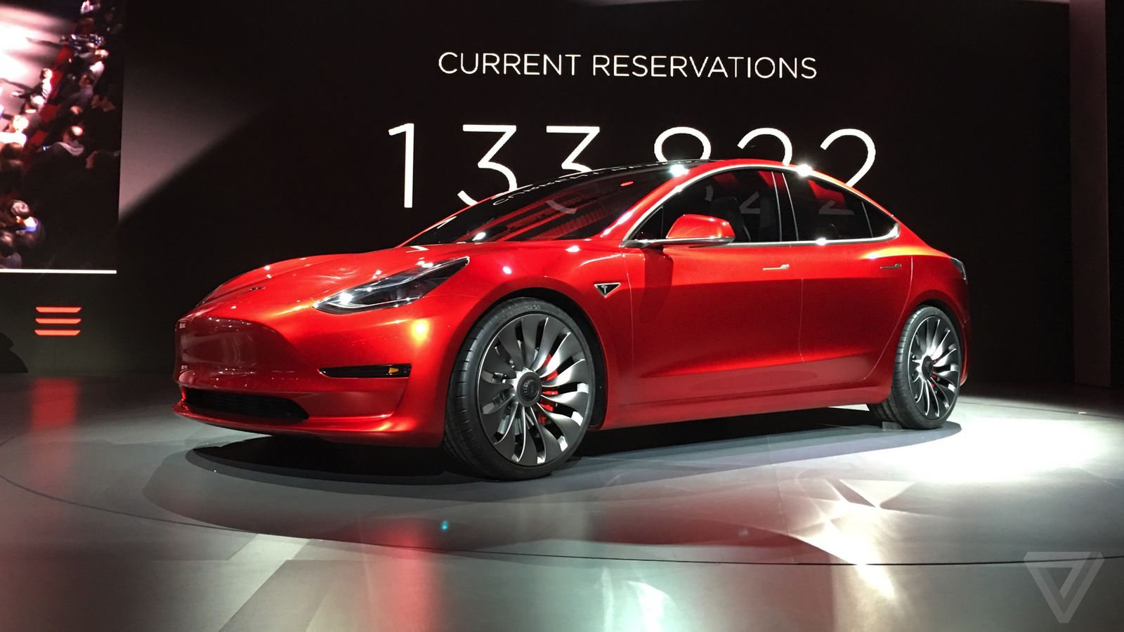 Tesla Model X Range >> Tesla got more than twice the Model 3 preorders it expected - The Verge