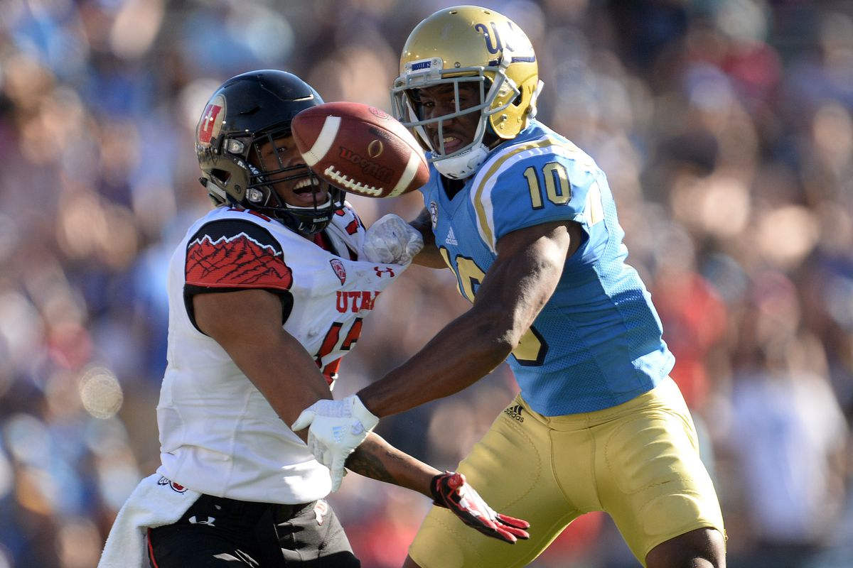National Football League draft prospect Fabian Moreau suffers torn pectoral at UCLA pro day