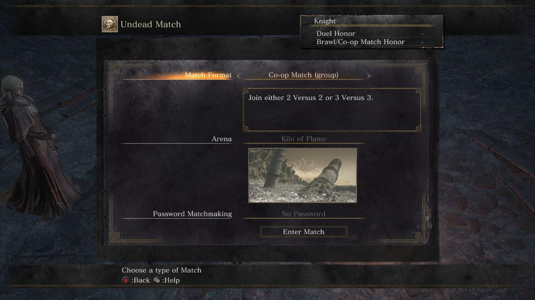 Dark souls pvp online matchmaking