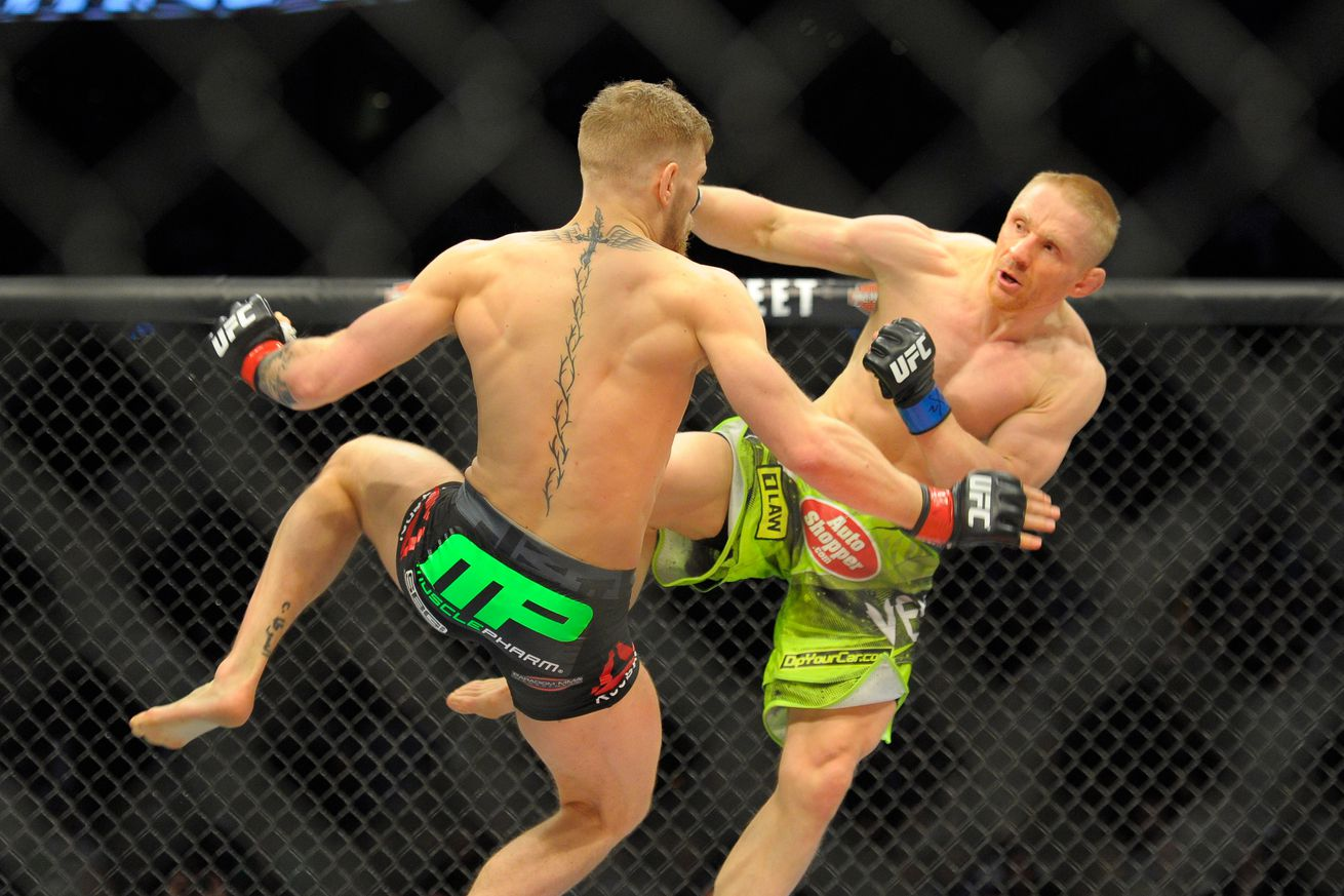 community news, Nate Diaz knocks Conor McGregors artificial star power: Who the f  k is Dennis Siver?