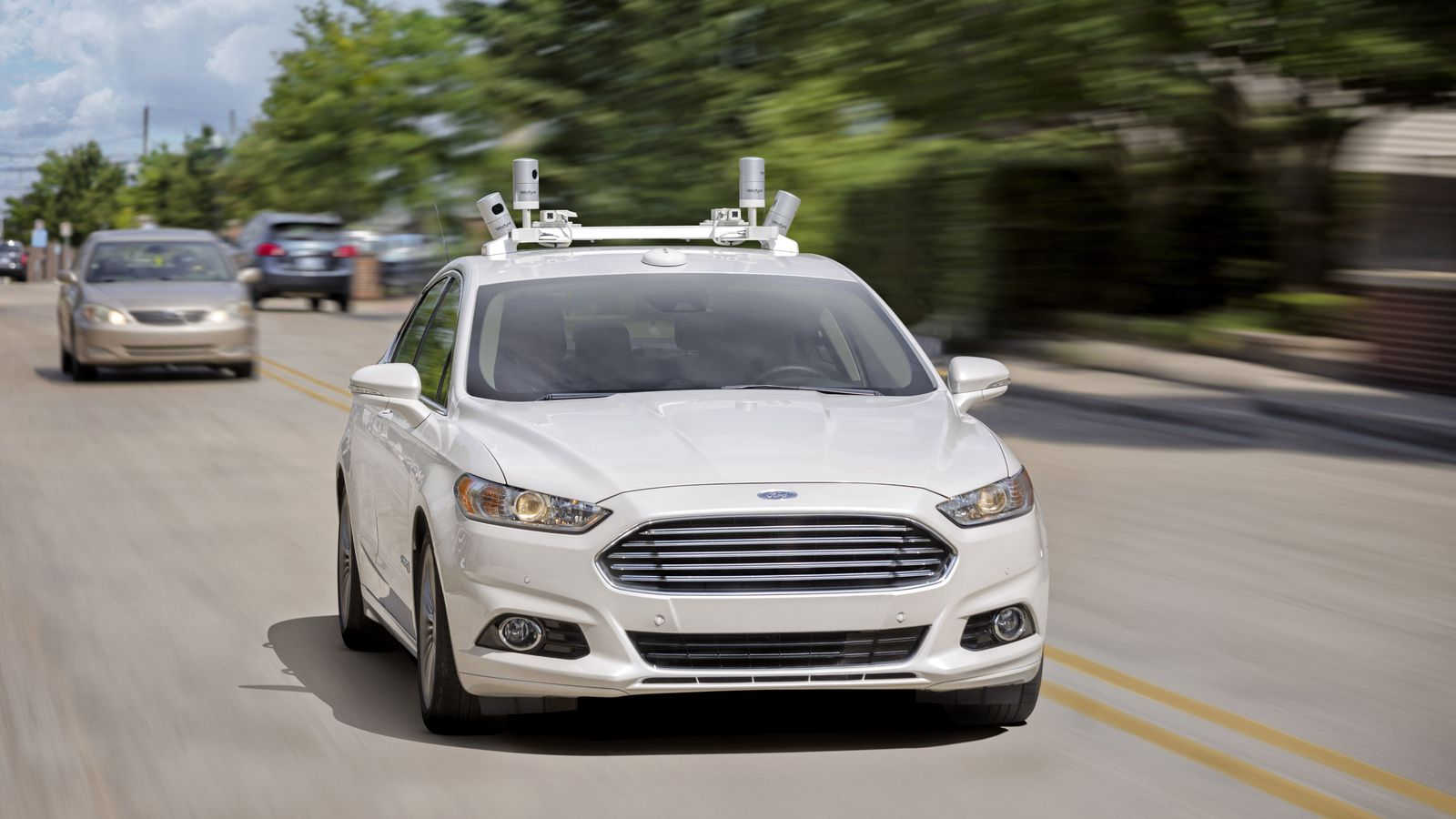 Detroit is kicking Silicon Valley's ass in the race to build self-driving cars
