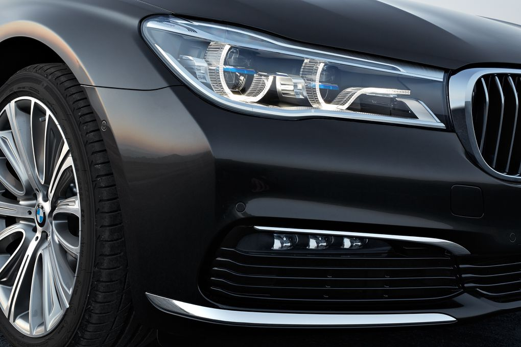 This Is The New Bmw 7 Series A Rolling Temple To High