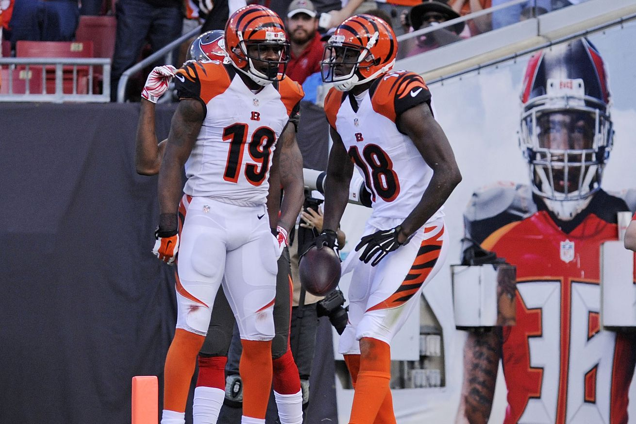 Cincinnati Bengals Clark Harris GAME Jerseys