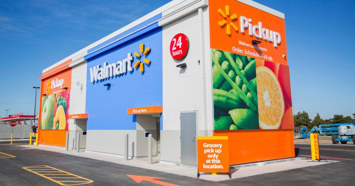 photo image This is how Walmart, Amazon, Target and others are coming up with new ways of getting more stuff to you faster
