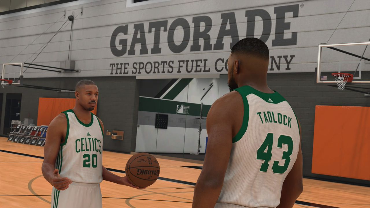 Creed Actor Michael B. Jordan Will Star in National Basketball Association 2K17's Career Mode